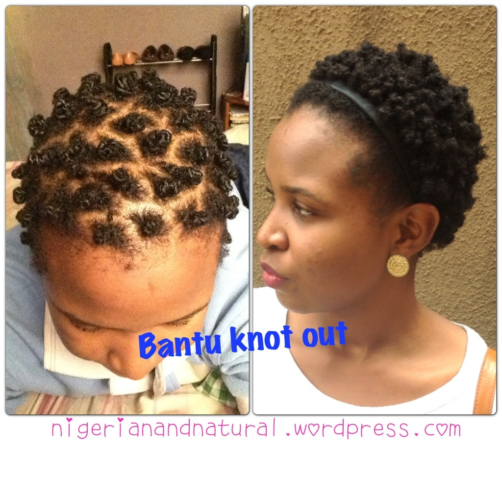 Flat Twist Out On Twa Jennifer Abah