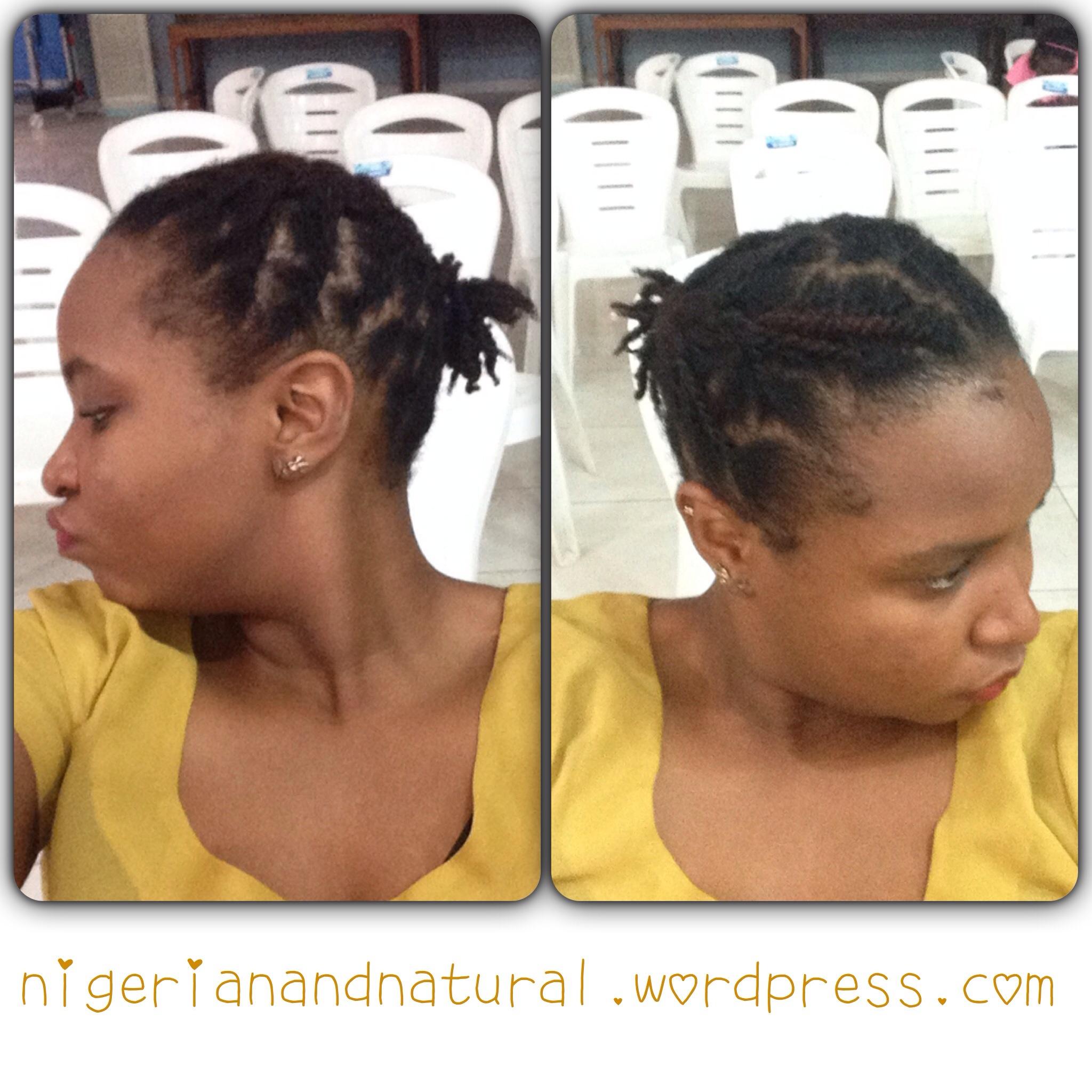 Short Natural Hair Styles Jennifer Abah